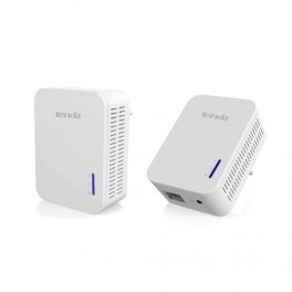 Kit CPL Tenda P1000 X2 HomePlug AV2 Gigabit