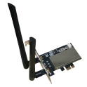 Carte Wifi PCI-E chipset Intel 7260 802.11 ac avec bluetooth