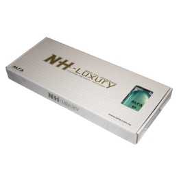 Awus036NH Luxury coffret carte Wifi USB Alfa Network 2000 mW et 2 antennes à haut gain