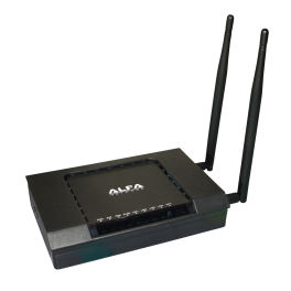 Point d'accès routeur Wifi Highpower Alfa Network AIP-W525H