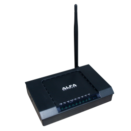 Point d'accès routeur Wifi Highpower Alfa Network AIP-W515H