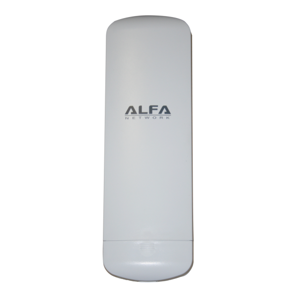 Point d 39 acc s cpe ext rieur highpower n2 alfa network 2 for Point wifi exterieur