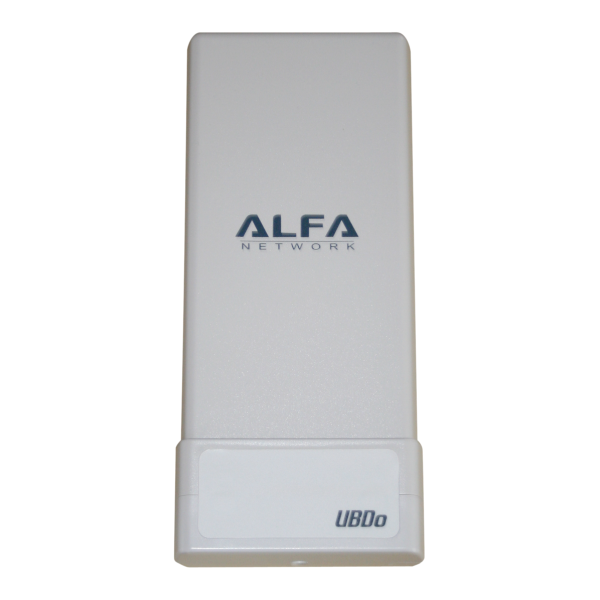 Adaptateur wifi cpe ext rieur highpower usb ubdo gt alfa for Antenne wifi exterieur usb