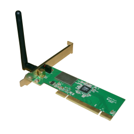 Carte Wifi PCI Loopcomm LP-7615 1T1R 150 MBPs