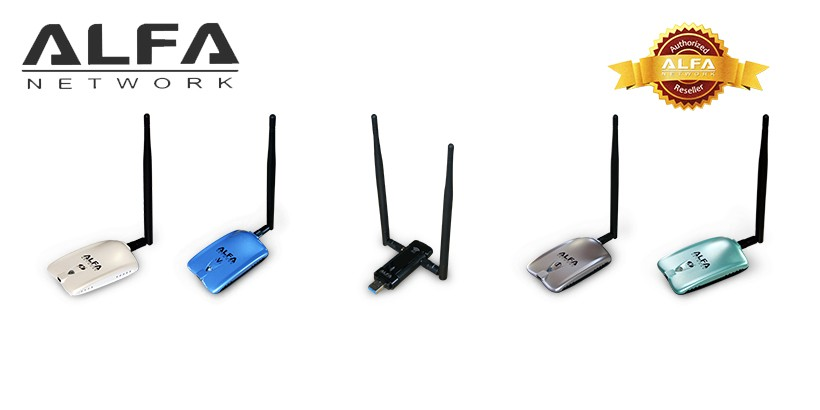 Cartes Wifi USB Alfa Network